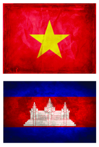 Vietnam_Cambodia_flags